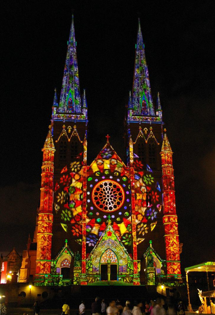 Australie, Sydney, Cathédrale