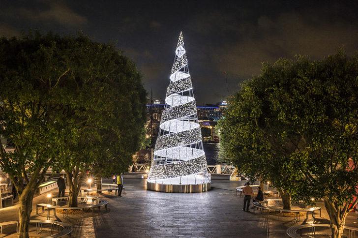 Australie, Sydney, Christmas tree