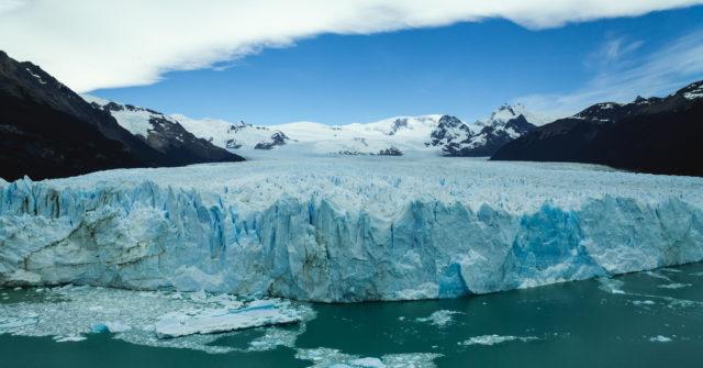 Perito moreno, glacier Patagonie, Argentine