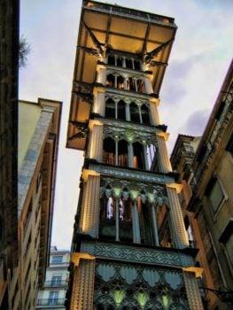 L'ascenseur Santa Justa