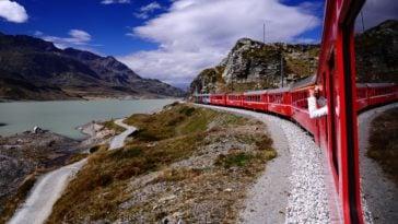Train Bernina