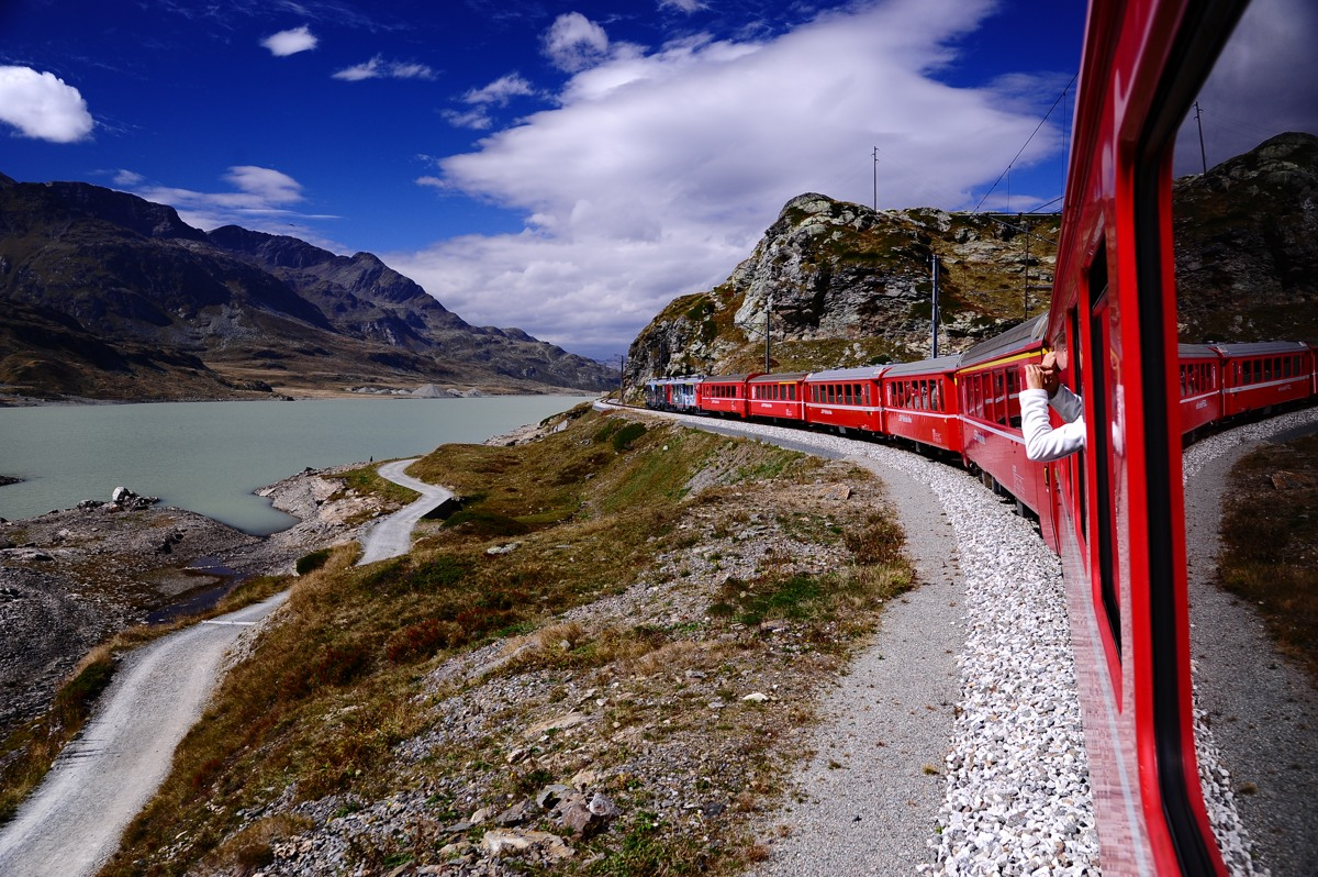 Train Bernina