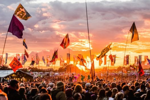 Glastonbury - Angleterre