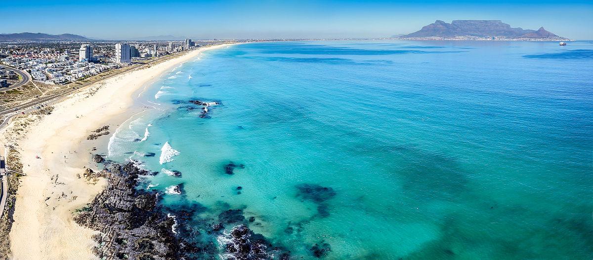 Baie de la table, Afrique du Sud