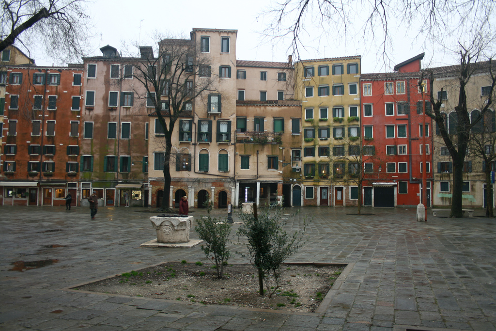 Ghetto Venise place