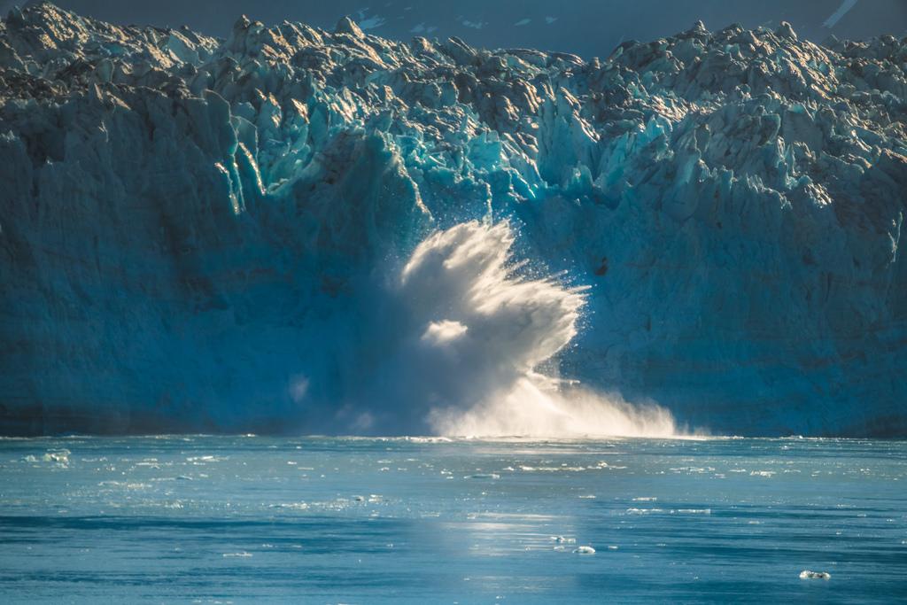 hubbard-glacier Alaska