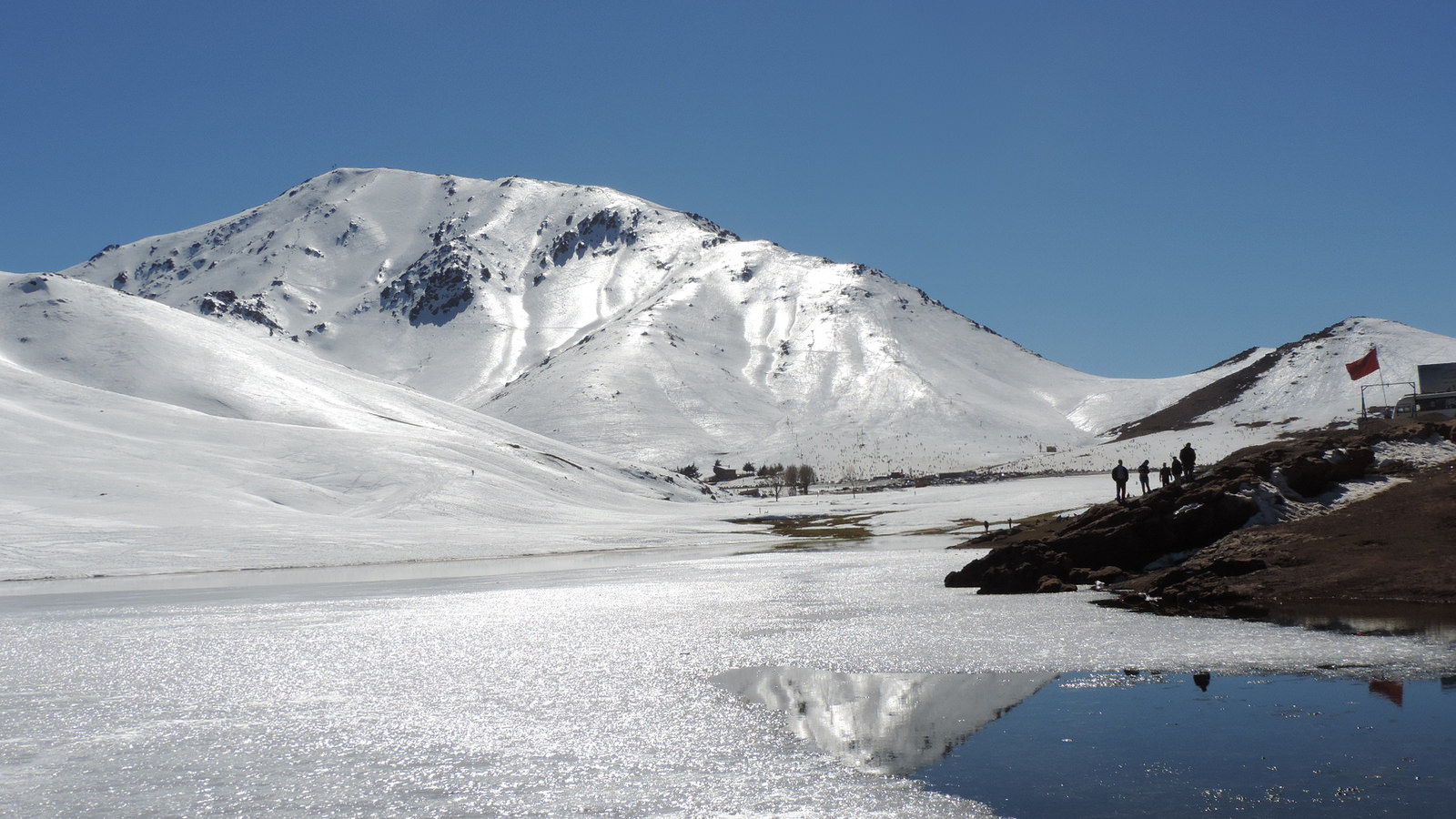 Oukaïmeden, station ski maroc