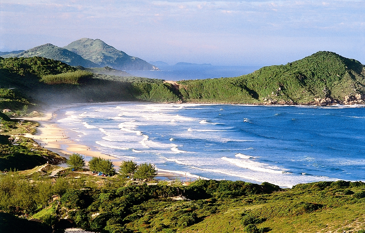 PRAIA DO ROSA BAY, brésil