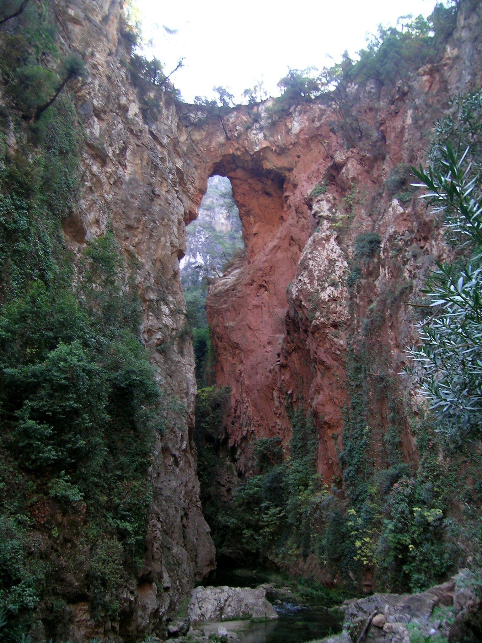 Pont_de_Dieu, Maroc