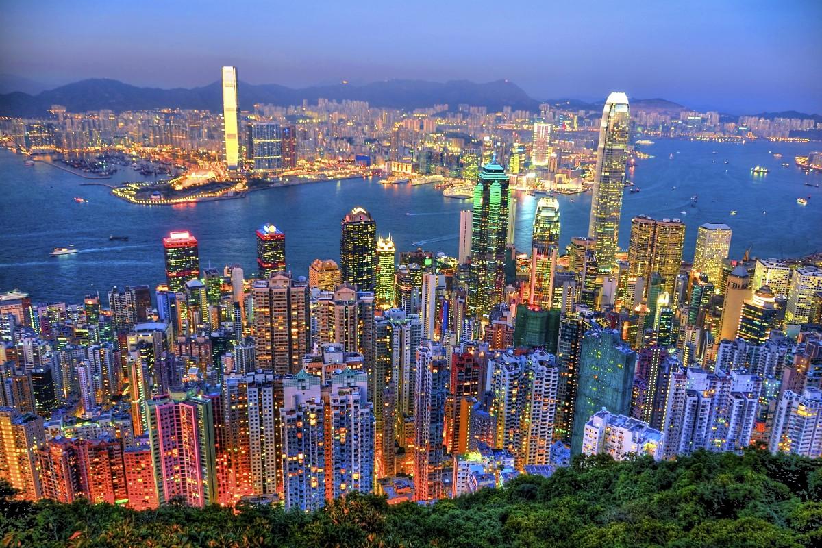 Victoria-Bay-Hong kong