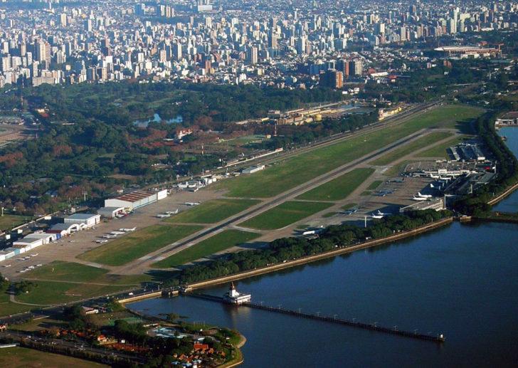 Aéroport de Jorge Newbery, Buenos Aire