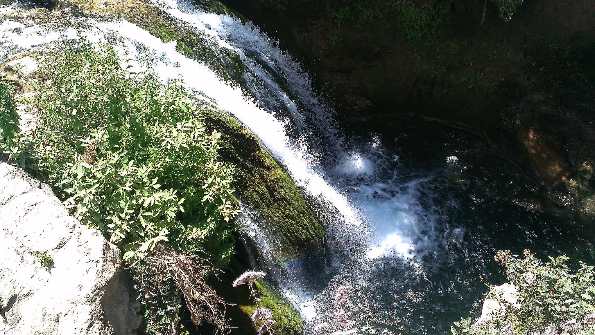 cascades Akchour maroc