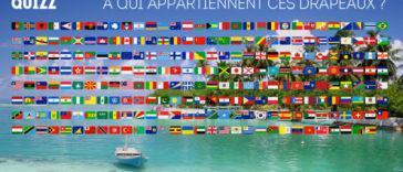 Quizz drapeaux du monde