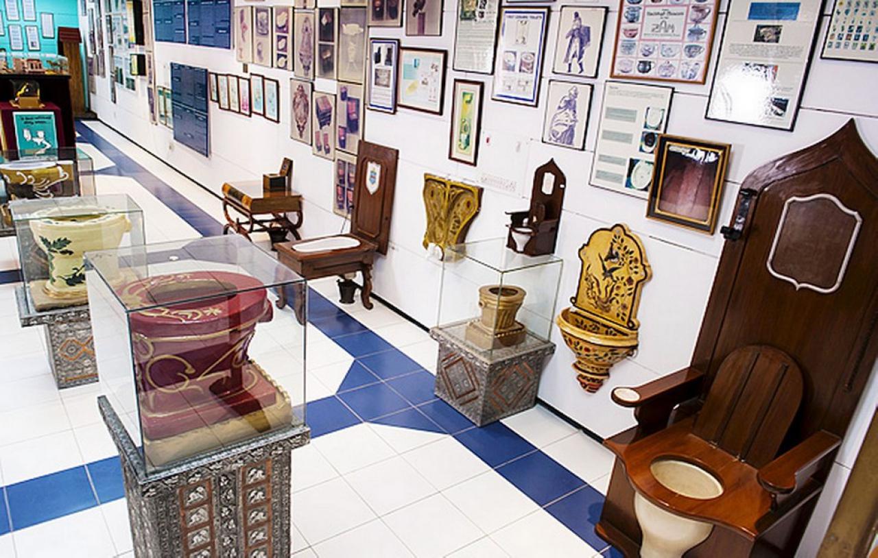 musée toilette New delhi