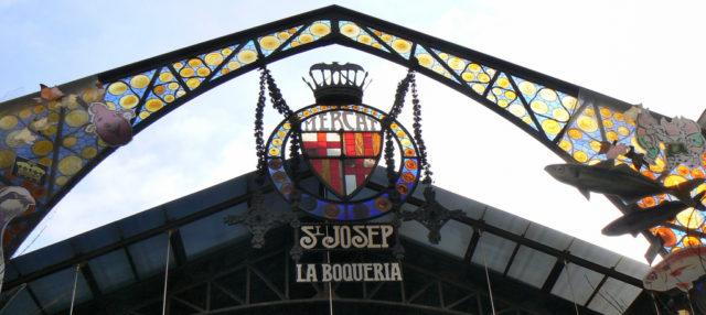 Marché La Boqueria