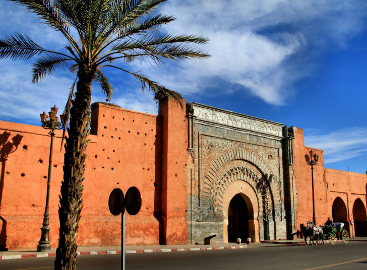 Remparts de Marrakech