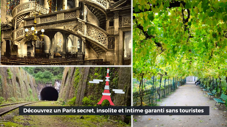 les 13 lieux secrets et incroyables les mieux gard s de paris. Black Bedroom Furniture Sets. Home Design Ideas