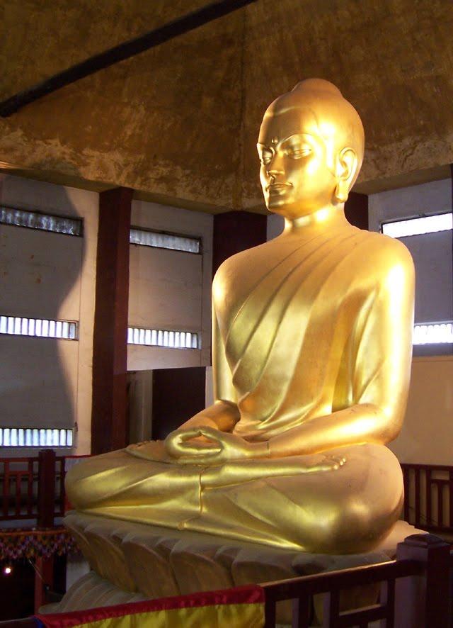 Bouddha-Vincennes