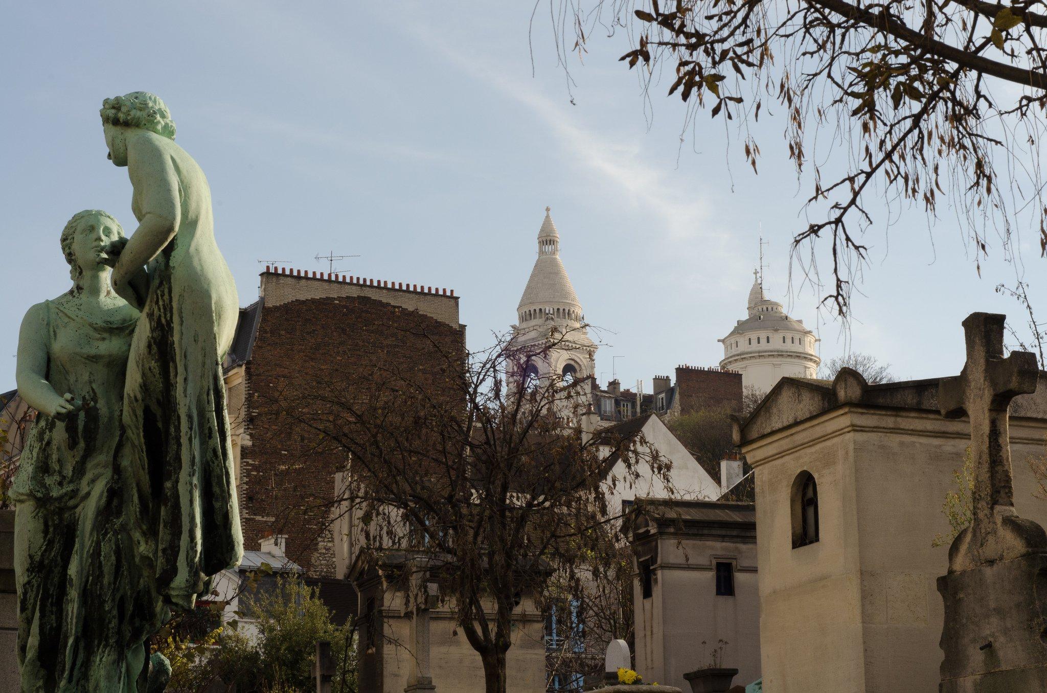 Cimetière saint vincent Paris