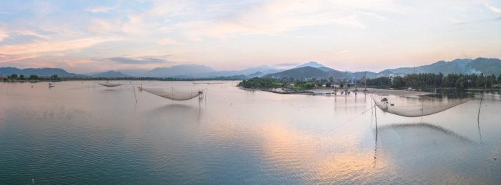 La ville de Da Nang et sa sublime rivière