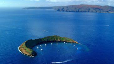 Molokini Island, Hawaii