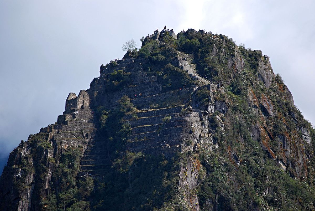Huayna_Picchu, Pérou