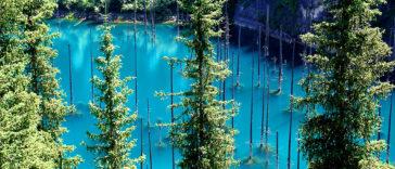 Lac Kazakhstan