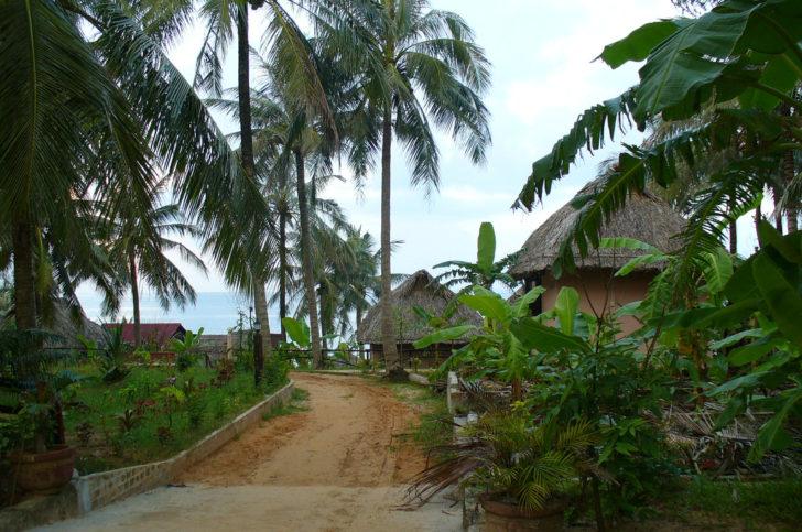 Farniente à l'île de Phú Quốc