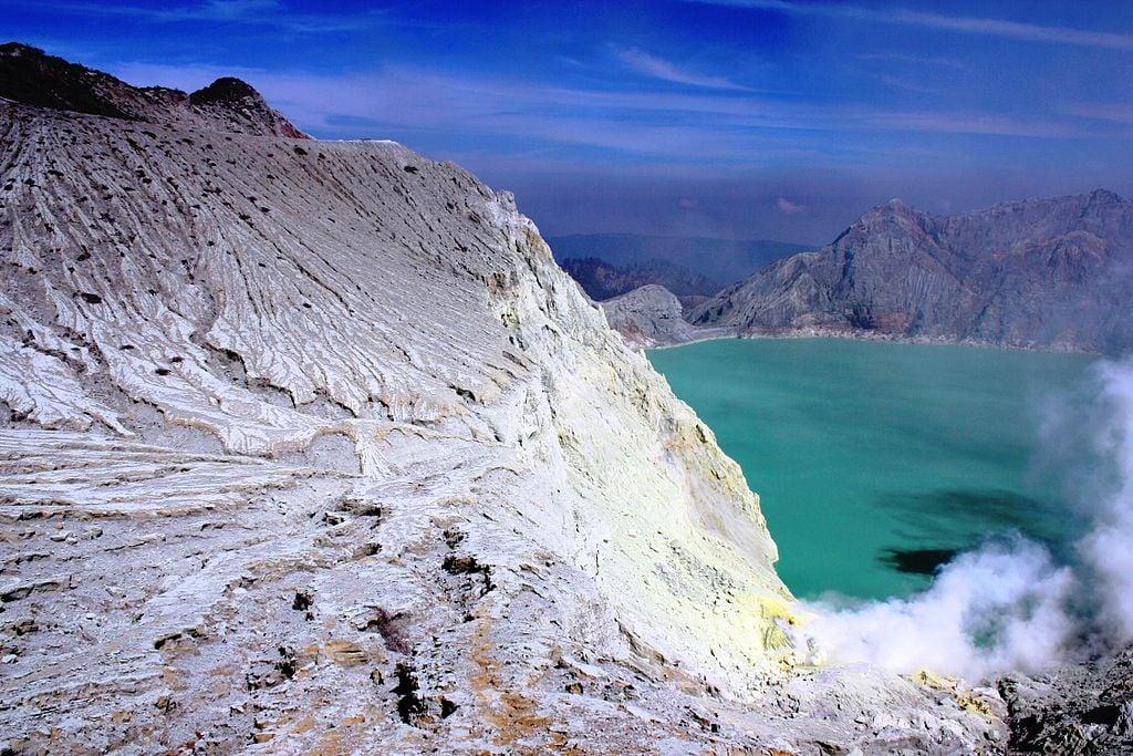 Volcan, Java Kawa Ijen