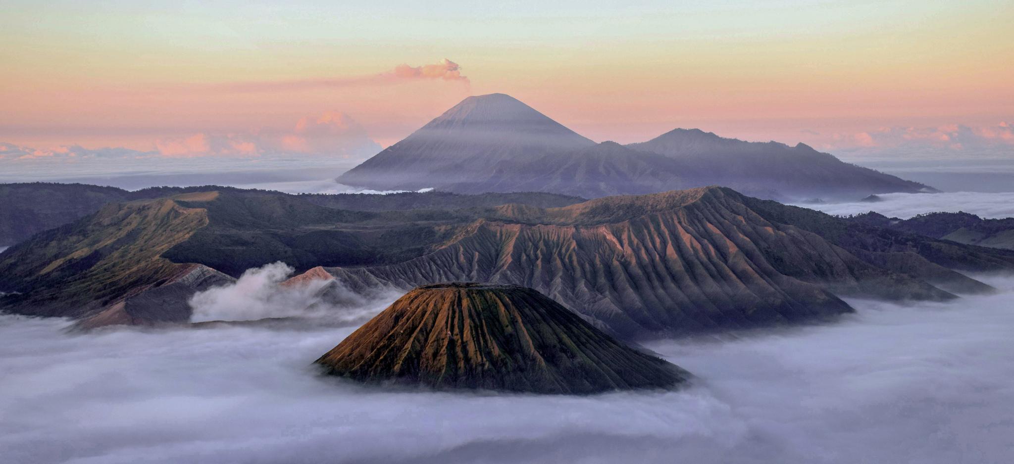 Volcan, Mont Bromo Java 2jpg