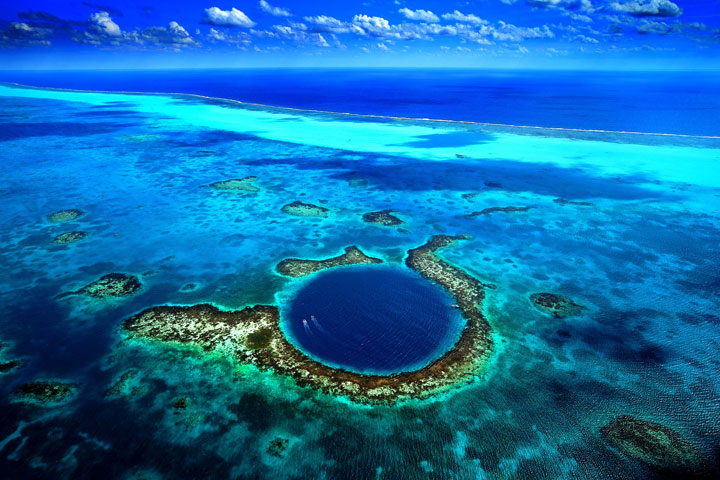 grand trou bleu, belize 2