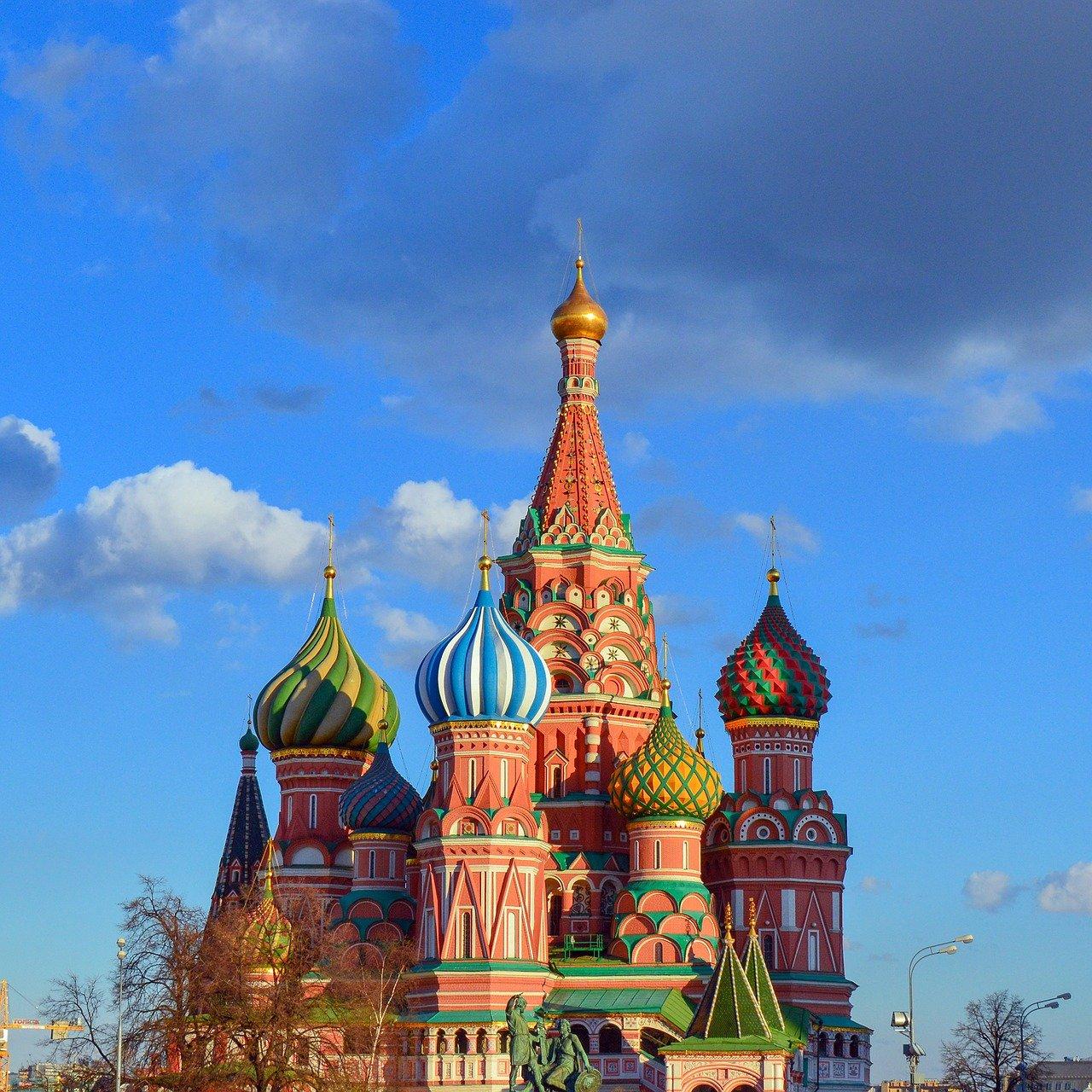 saint-basils-cathedral Moscou