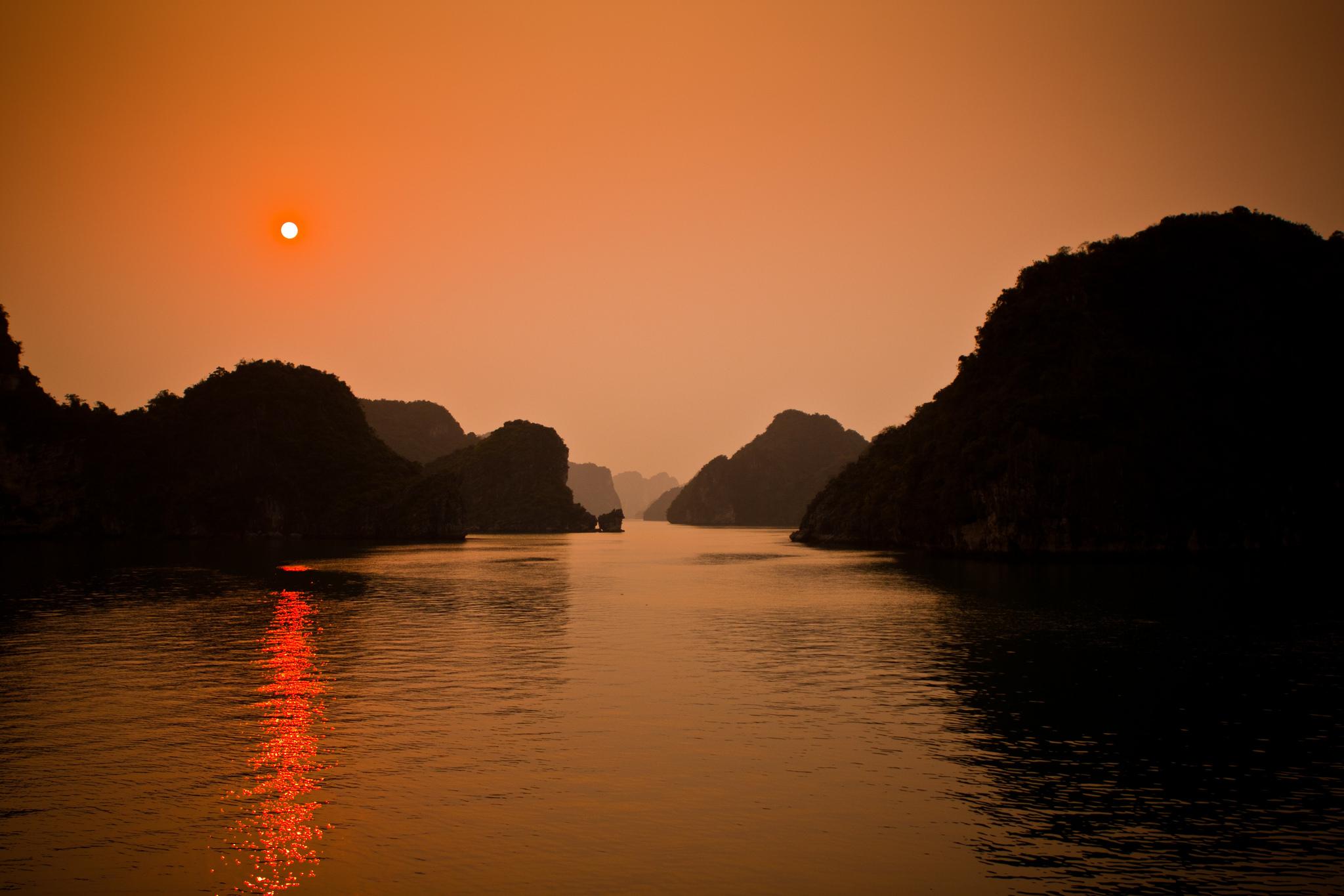 Baie Halong Viet nam
