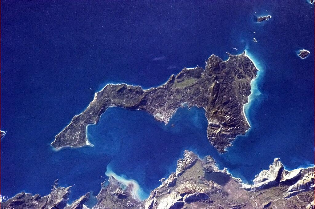 îles coeur brisé, Grèce