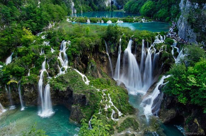 Croatie, Plitvice