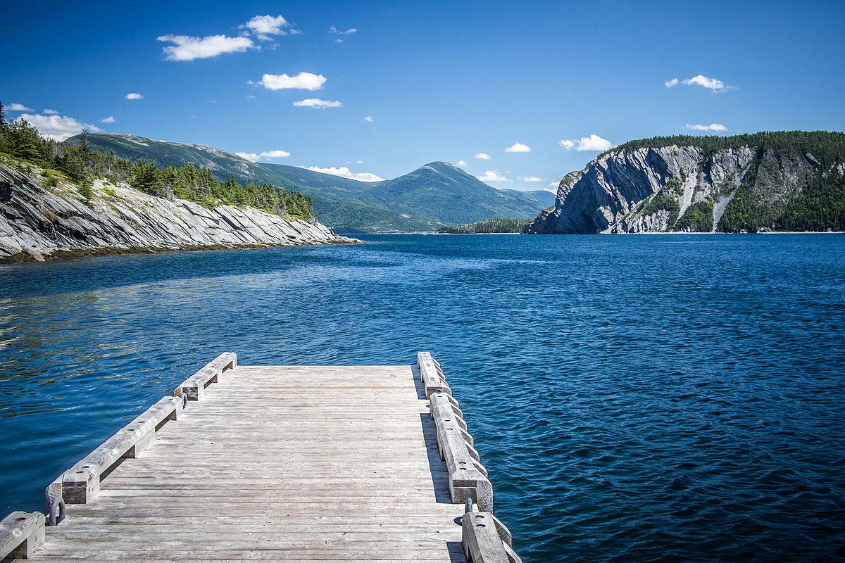 Gros-Morne parc national canada