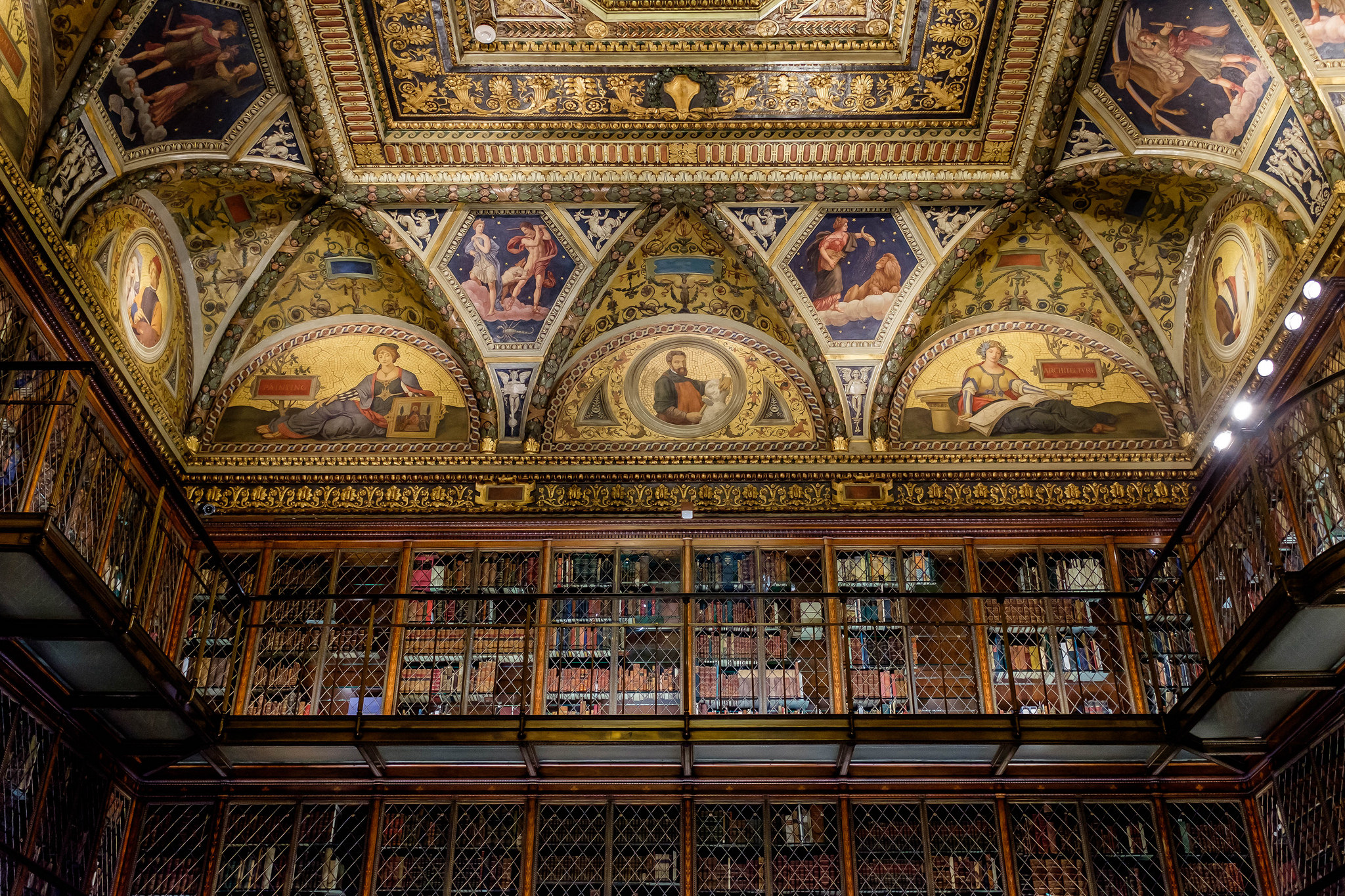 Morgan Library NYC insolite