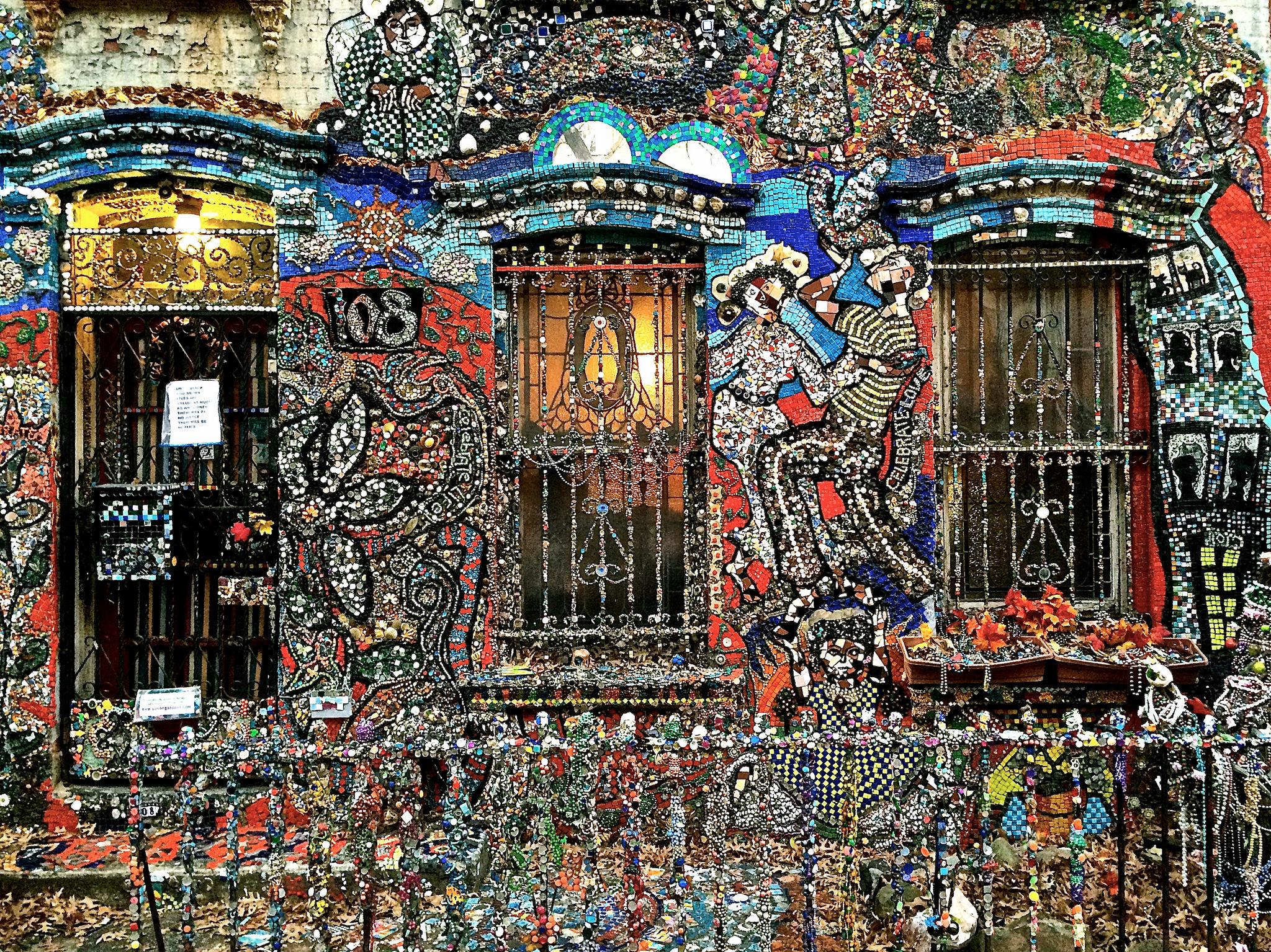 Susan Gardner maison, NYC insolite
