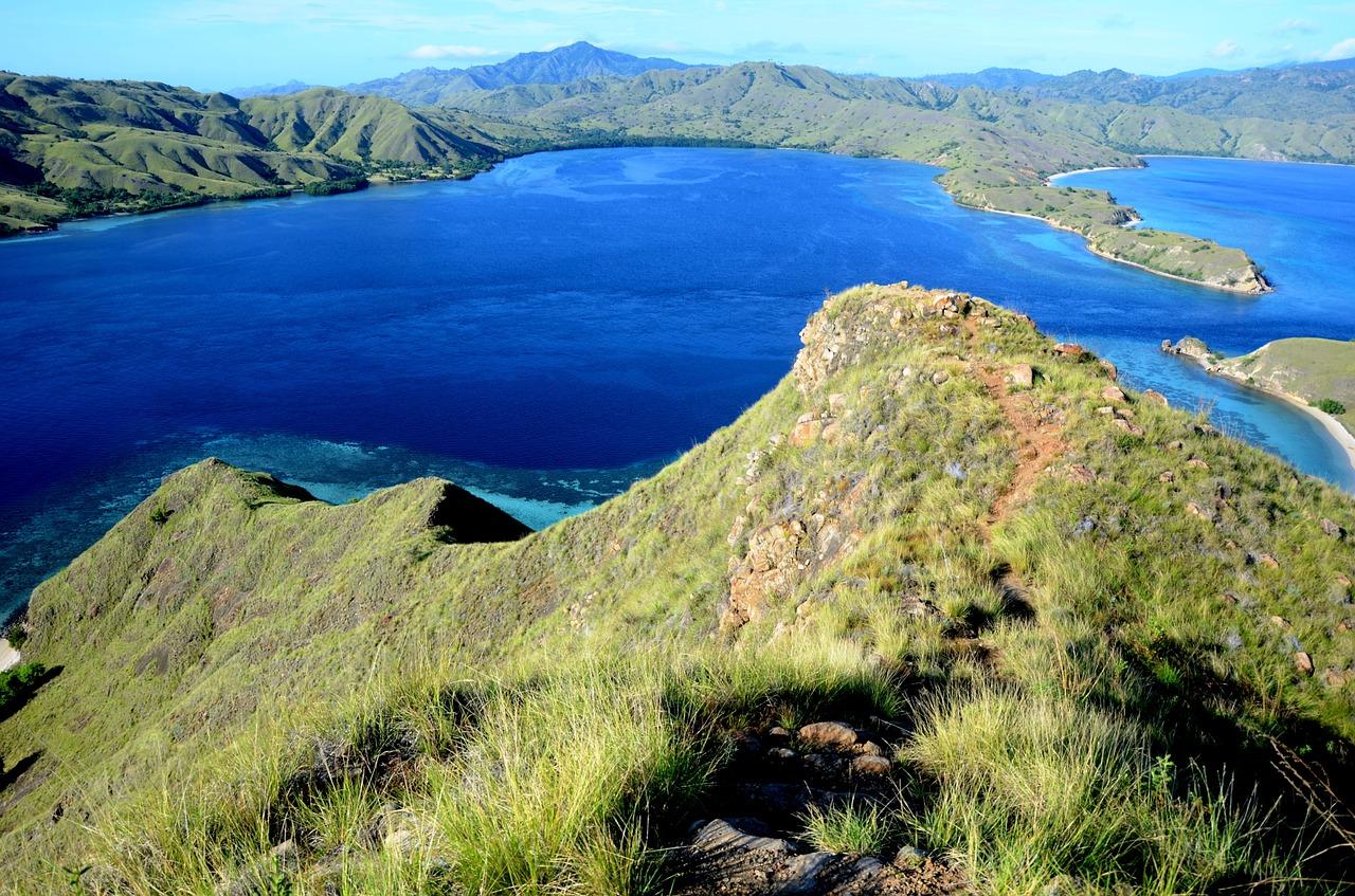 île de komodo- Indonésie