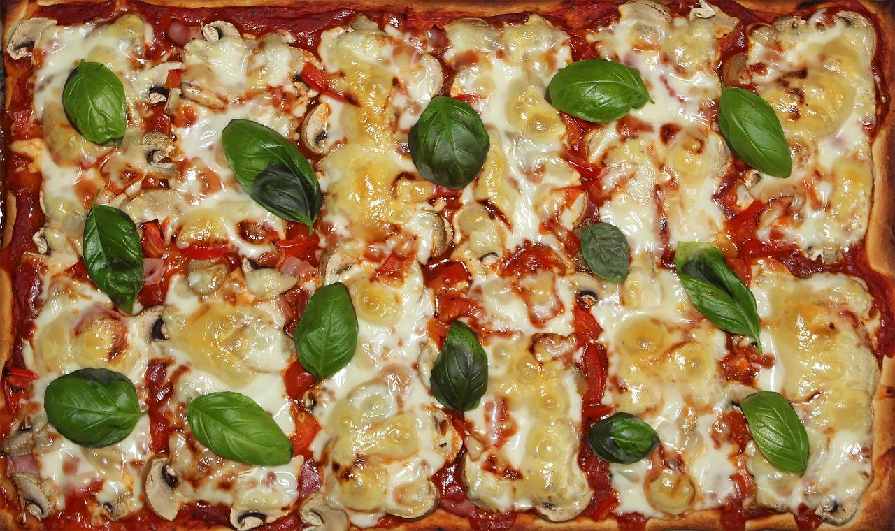 pizza-recettes italie