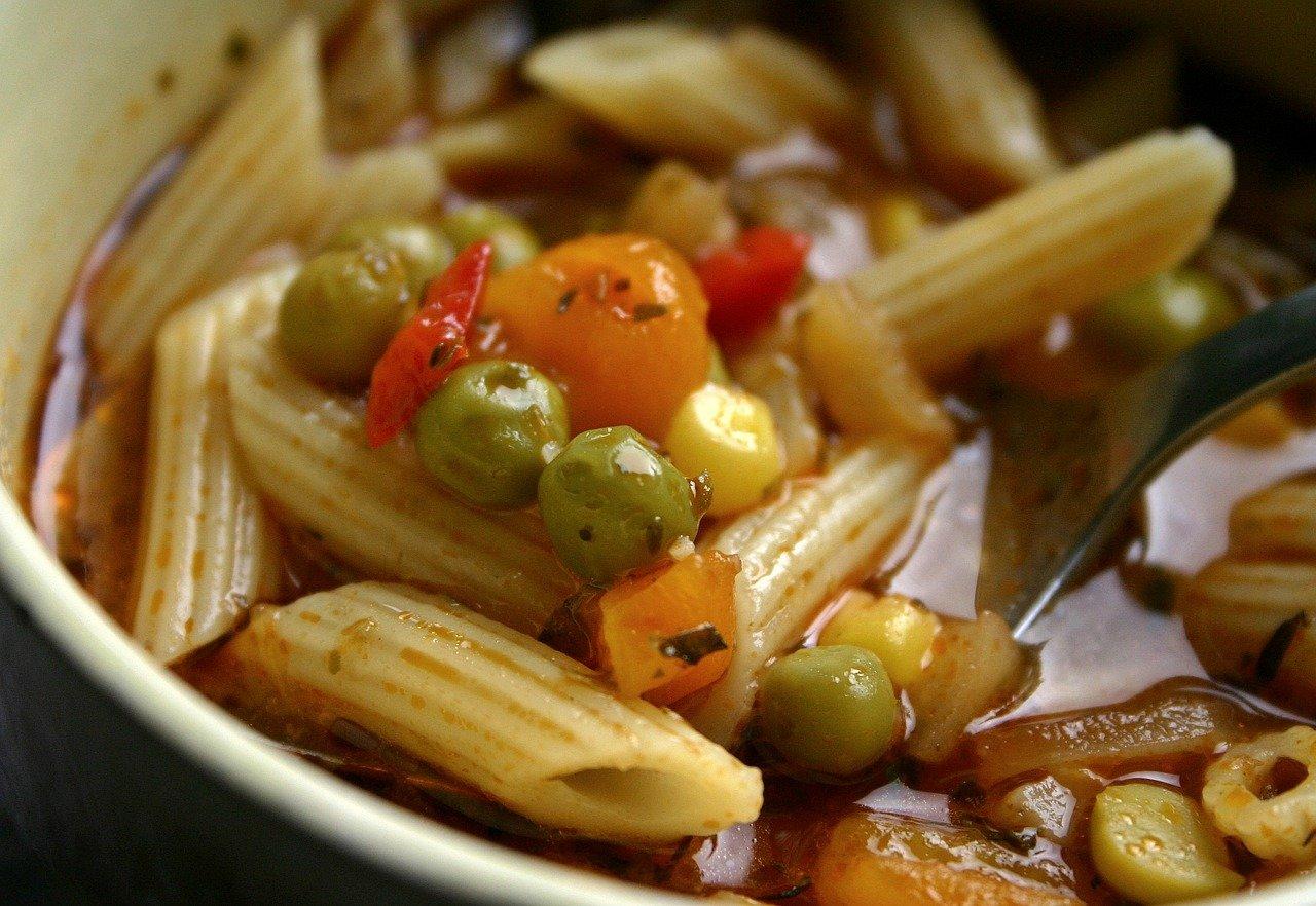recettes italie, minestrone