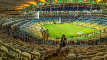 Stade du Maracana Brésil