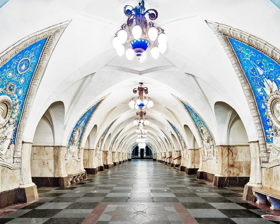 Métro-de-Moscou-station-Taganskaya