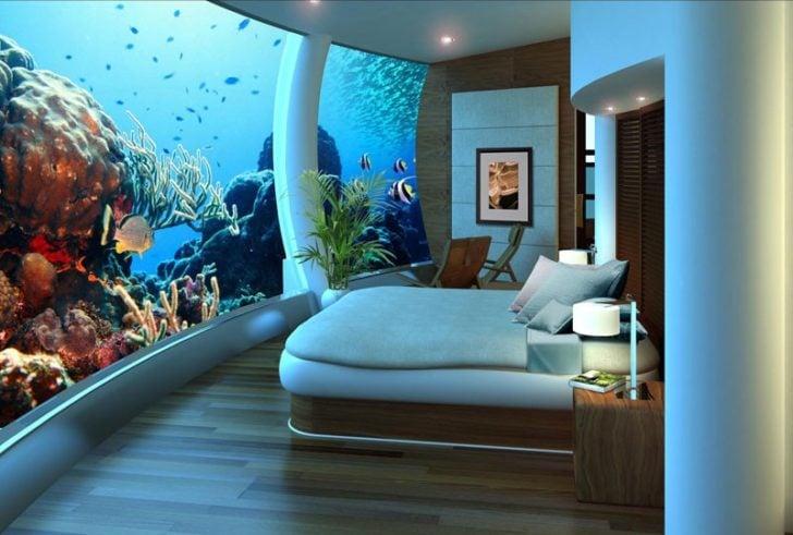 Poseidon Undersea Resort