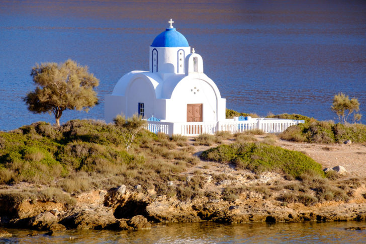 Amorgos, Cyclades, Grèce