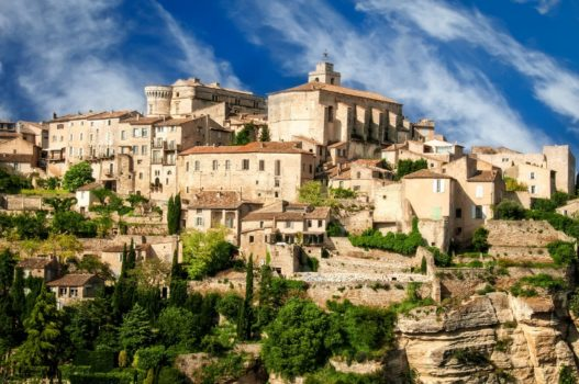 Gordes provence village