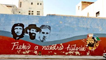 Héros cubains, La Havane