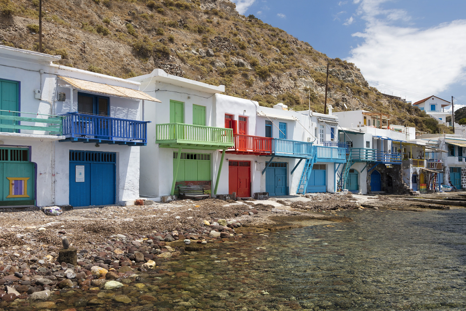 Milos, Cyclades