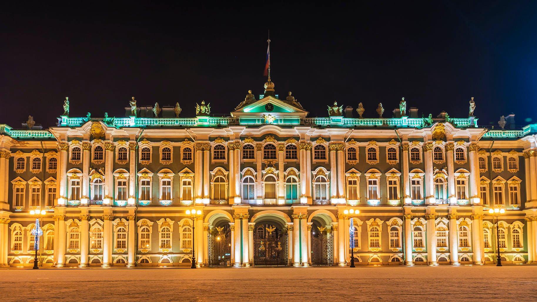 Musée-Ermitage-Russie