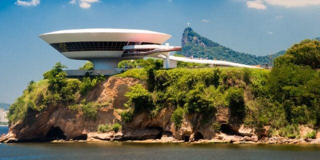 Musée d'art contemporain, Niteroï